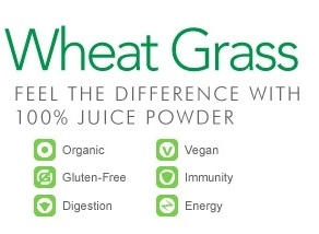 Wheat-grass Benefits