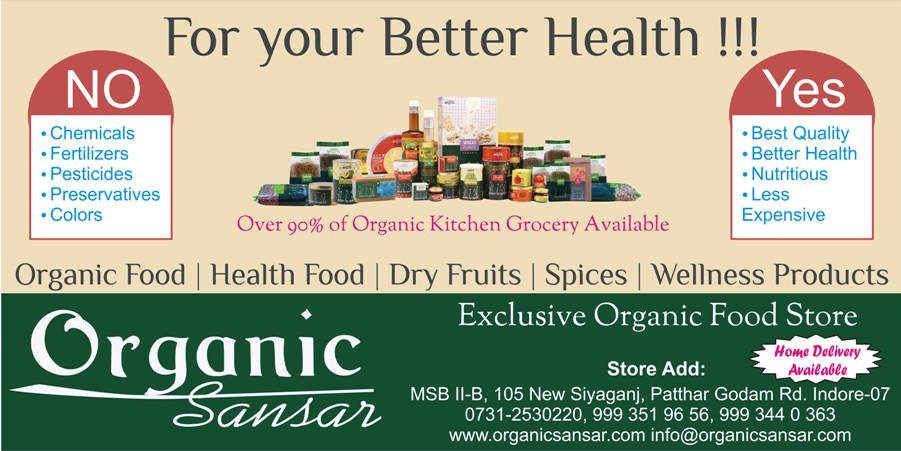 Organic Food Indore