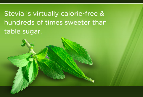 Stevia - Natural Sweetener